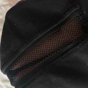 lululemon athletica Pants & Jumpsuits - Lululemon Mesh Detail High Rise Leggings